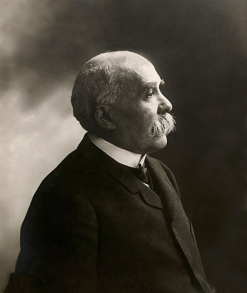 Georges Clemenceau (1841 - 1929)